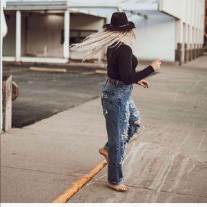 Ralph Lauren Polo Boyfriend Jeans ONE OF A KIND